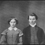 Inga and Eric Norelius 1855