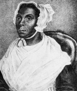 "Jarena Lee was likely one of the first African American female preachers in America. She noted one particular experience that led her to feel called: to my utter surprise there seemed to sound a voice which I thought I distinctly heard, and most certainly understand, which said to me, ""Go preach the Gospel!"""