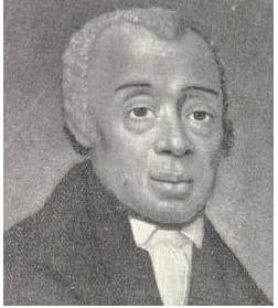 Richard Allen was born a slave in 1760 and died as first bishop of the A.M.E. Church in 1831. He and his family are buried in a tomb at the lower level of the A.M.E. Church.