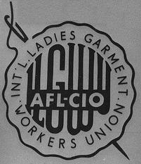 International Ladies Garment Workers Union Logo