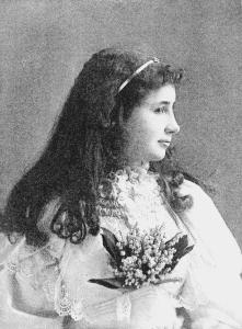 Miss Helen Keller (1893)