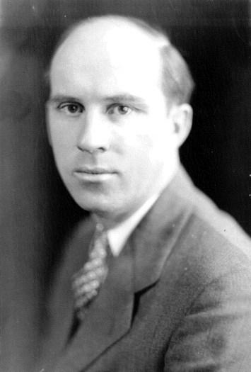 Portrait of Robert Bondy