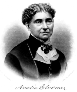 Amelia Bloomer (engraving)