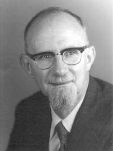 Portrait of Alan Keith-Lucas