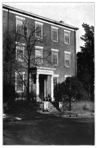 First location for Richmond School of Social Economy 1112 Capitol St. Richmond, VA