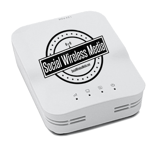 Social Wireless Media OM2P small