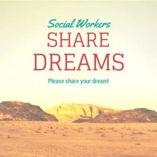 Please share your dream!