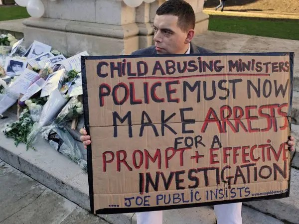 The westminster child abuse inquiry blood on their hands social child abuse campaign 1 malvernweather Gallery