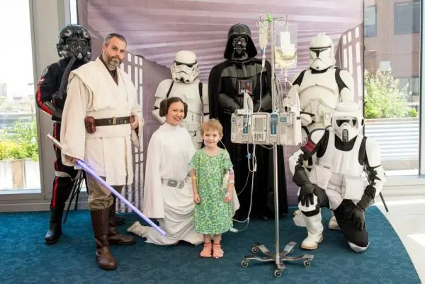 Children's Hospital of Alabama May the 4th Be With You -Facebook