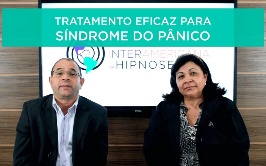 Tratamento Eficaz para Síndrome do Pânico