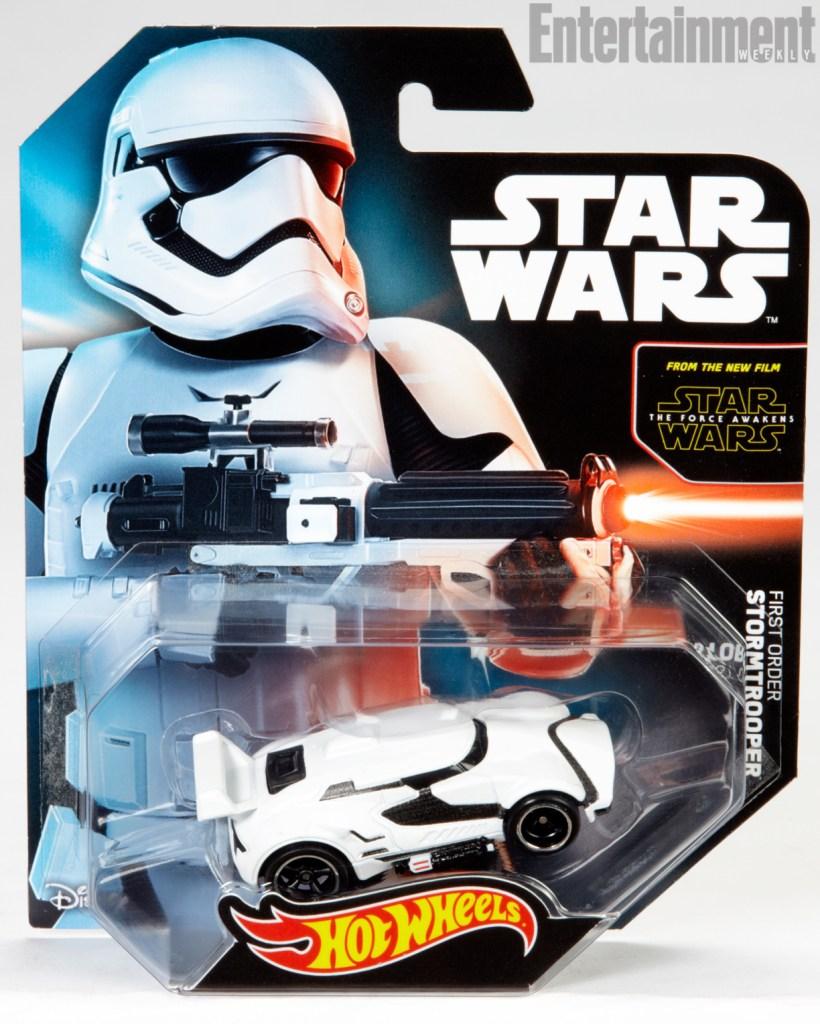 Informações sobre os Stormtroopers da Primeira Ordem!