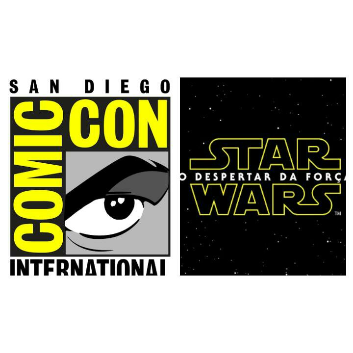 O DESPERTAR DA FORÇA terá um painel na Comic Con 2015