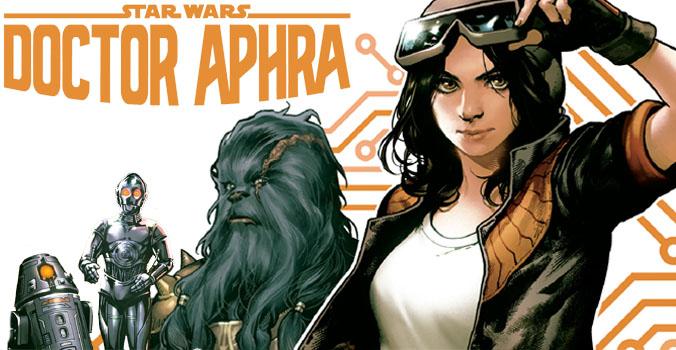 Dra. Aphra, das HQs, pode ganhar série na Disney+ já em 2020 | Sociedade Jedi