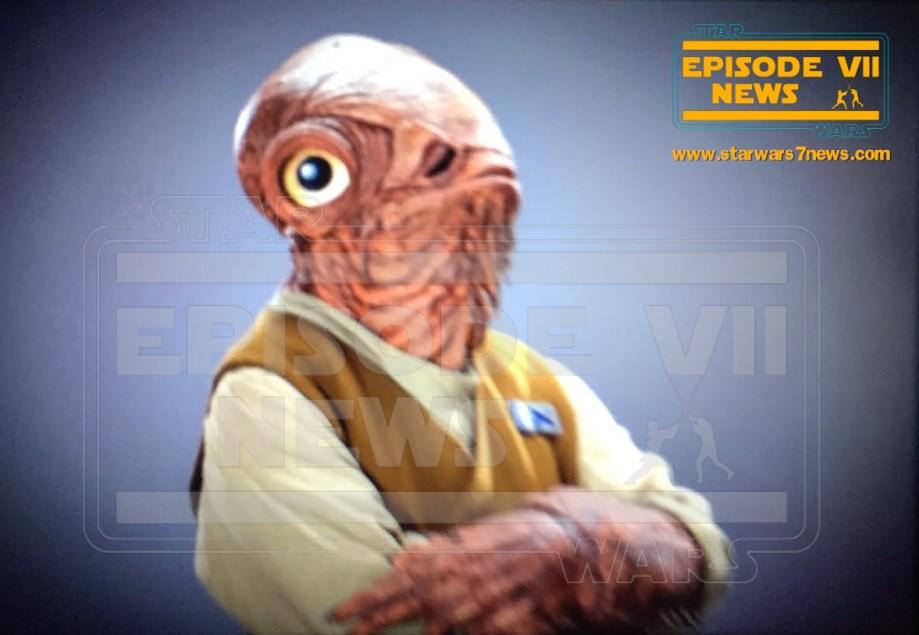 Vazam fotos de Star Wars: O Despertar da Força