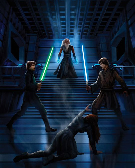 Conheça Luuke, o clone de Luke Skywalker.