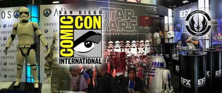 Resumo da apresentação de Star Wars: O Despertar da Força no Salão H da Comic Con.
