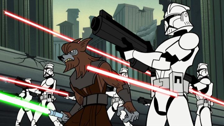Resenha – Star Wars: Clone Wars Vol. 1
