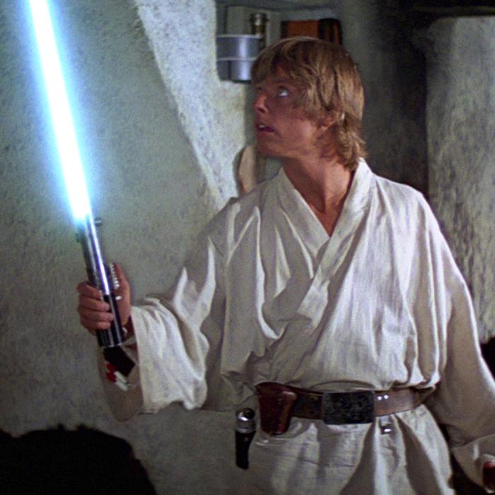 A importância do sabre de Anakin no filme