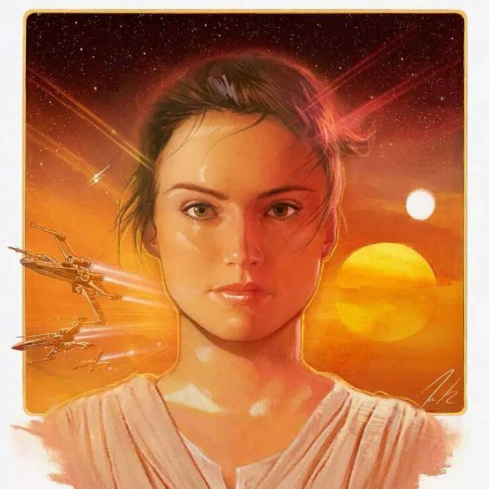 Quem é o pai de Rey