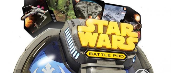 Star Wars Battle Pod é uma experiência imersiva e deliciosa