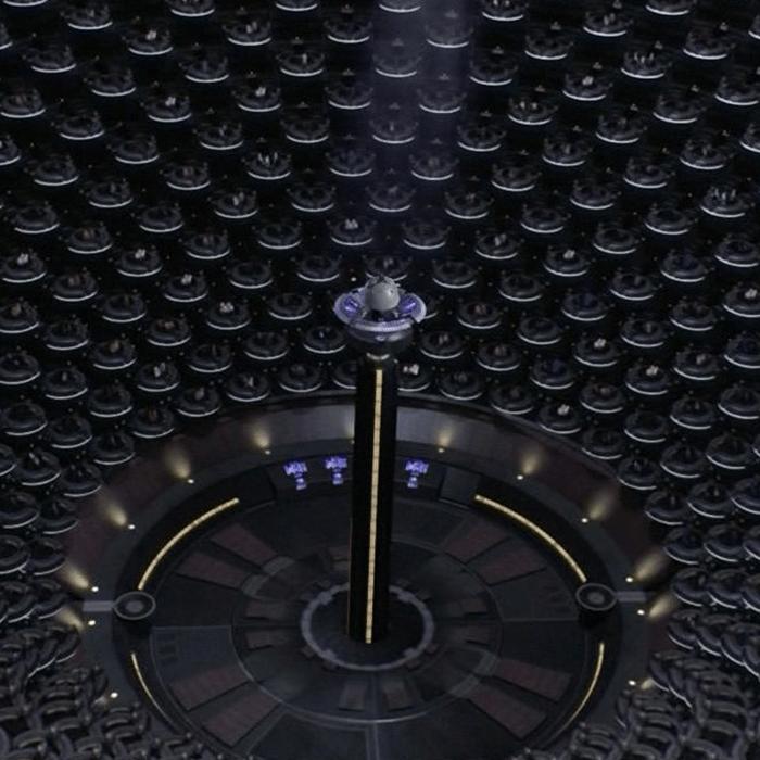 Linha do tempo da história da galáxia segundo o Cânon