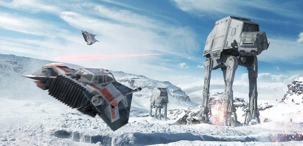 Beta Aberto de Star Wars Battlefront já tem data