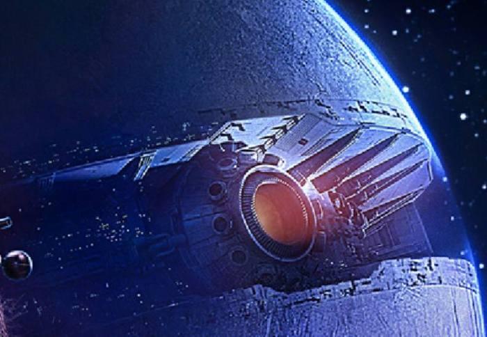 As super armas e batalha espacial do filme!