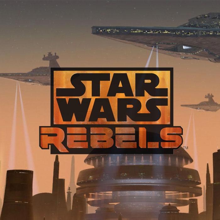 Star Wars Rebels é renovada para a quarta temporada