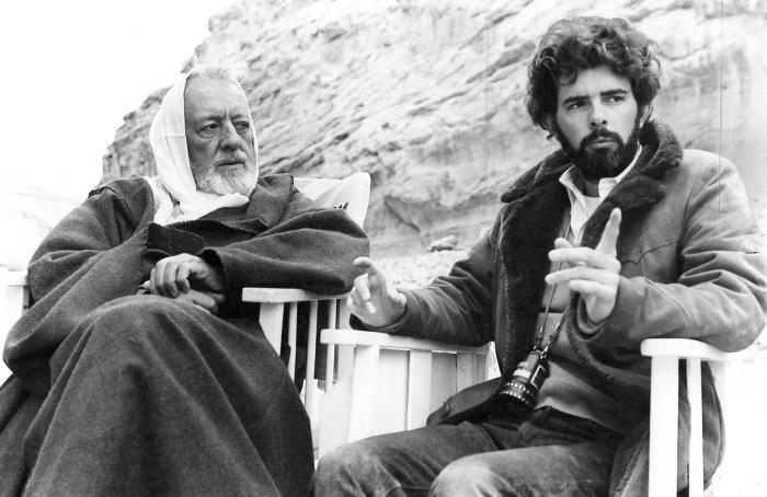 George Lucas e seu afastamento da saga