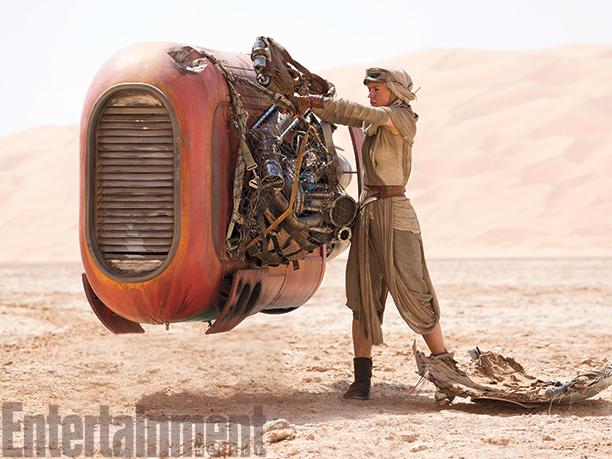 Figura de ação confirma um rumor sobre Rey