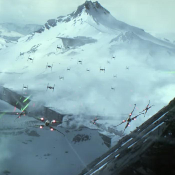 Novos detalhes sobre a Base Starkiller e General Hux!