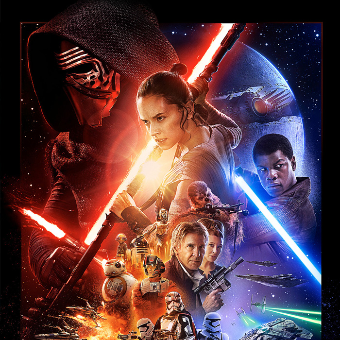 Star Wars: O Despertar da Força está com grande aprovação na crítica!
