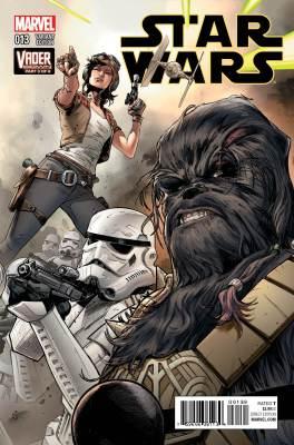 Vaders Down 6