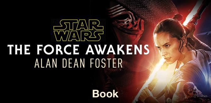 Algumas revelações do romance de 'O Despertar da Força'