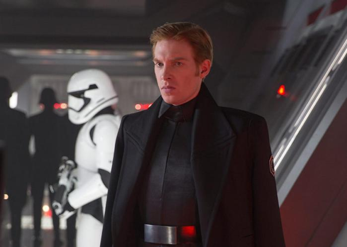 Hux, o general sangue frio
