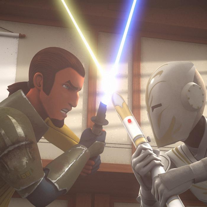 Rebels | Descrição dos últimos episódios da segunda temporada