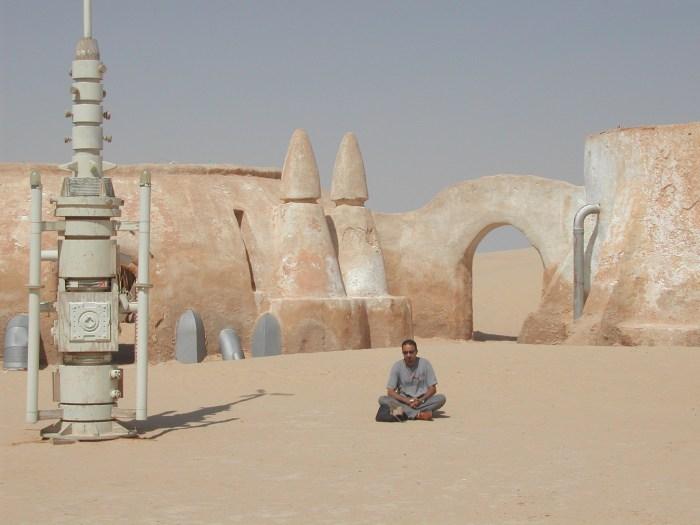 Lugares de Star Wars - Tunísia 03 (Casa Lars)