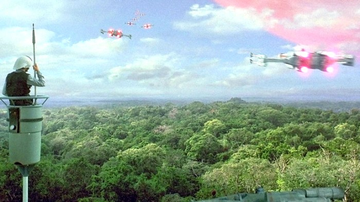 Episódio VIII: Anti-Drones serão utilizados para combater vazamento de informações