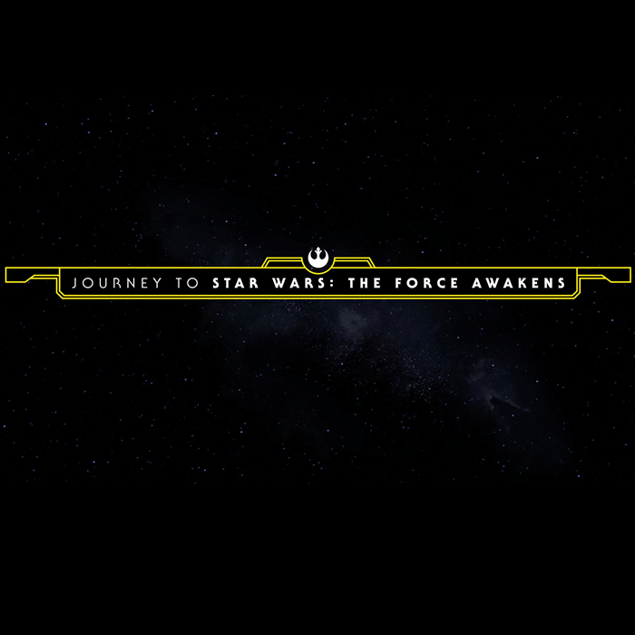 O que foi o projeto Journey to Star Wars: The Force Awakens?
