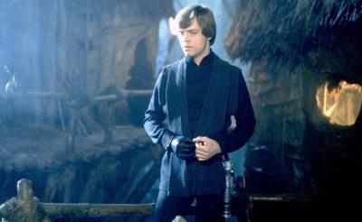 """Luke recuperou seu sabre no final de """"O Retono de Jedi"""""""