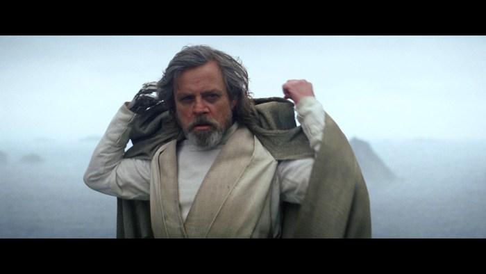VII | Revelada a figura de ação de Luke