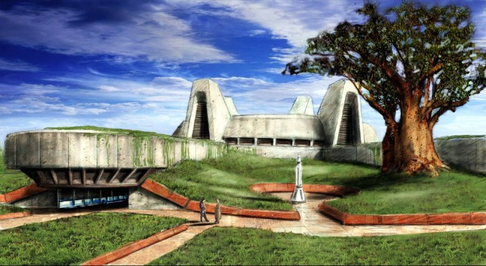 VIII | Um Templo Jedi no filme?
