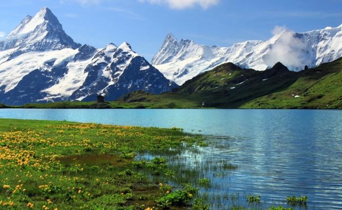 Lugares de Star Wars - Grindlwald Suíça 02 (Alderaan)