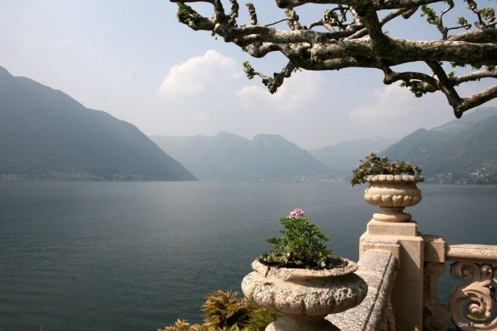 Lugares de Star Wars - Lake Como Itália 02 (Naboo)