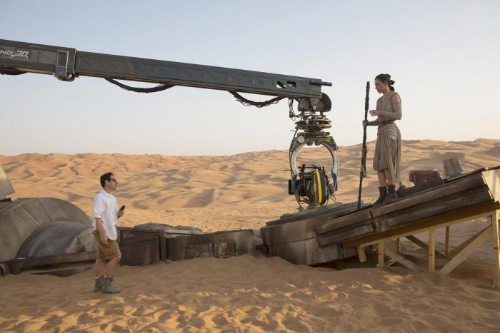 Lugares de Star Wars - Rub' al Khali Abu Dhabi 02 (Jakku)