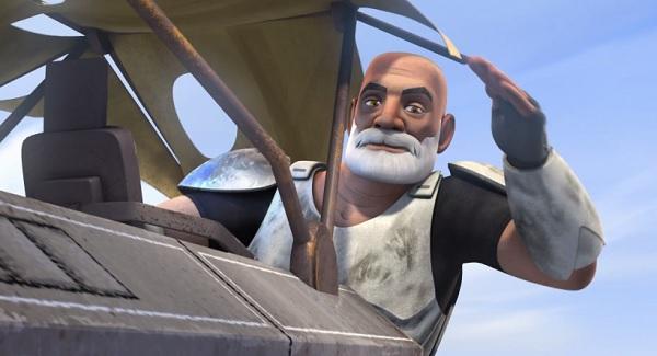Capitão Rex irá usar seu capacete clássico na terceira temporada de Star Wars Rebels