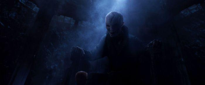 Spoiler | Identidade de Snoke pode ter sido revelada