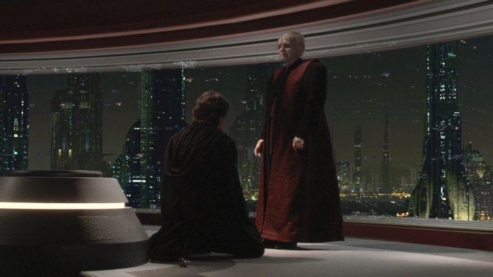 Analisando o Código Sith