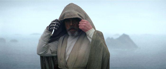 Especulação | Qual o nível de Poder de Luke Skywalker?