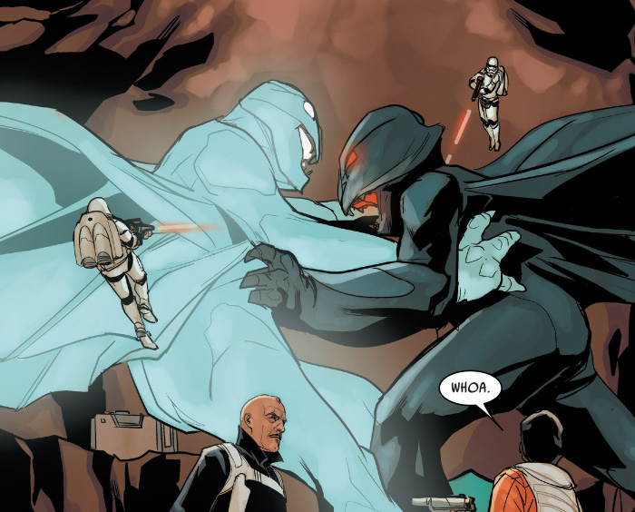 Quadrinhos | HQ de Poe Dameron apresentou criaturas no mínimo… inusitadas